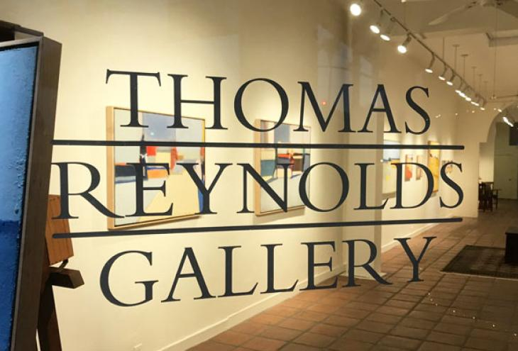 NEW GALLERY OPEN ON STATE STREET